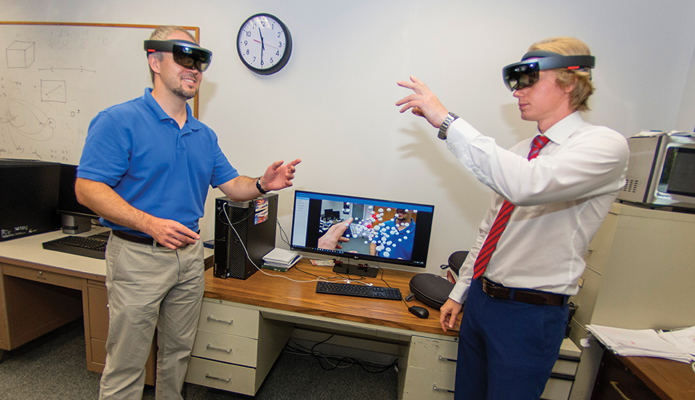 In addition to wet labs and facilities at UMMS, students may access resources in WPI's Visualization Laboratory, Knowledge Discovery and Data Mining Laboratory, Database Systems Laboratory, and in several powerful computer clusters.