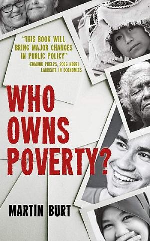 Martin Burt's book on reducing poverty alt