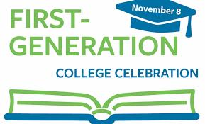 First Gen Logo alt