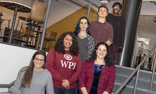 WPI gradutate fellowships