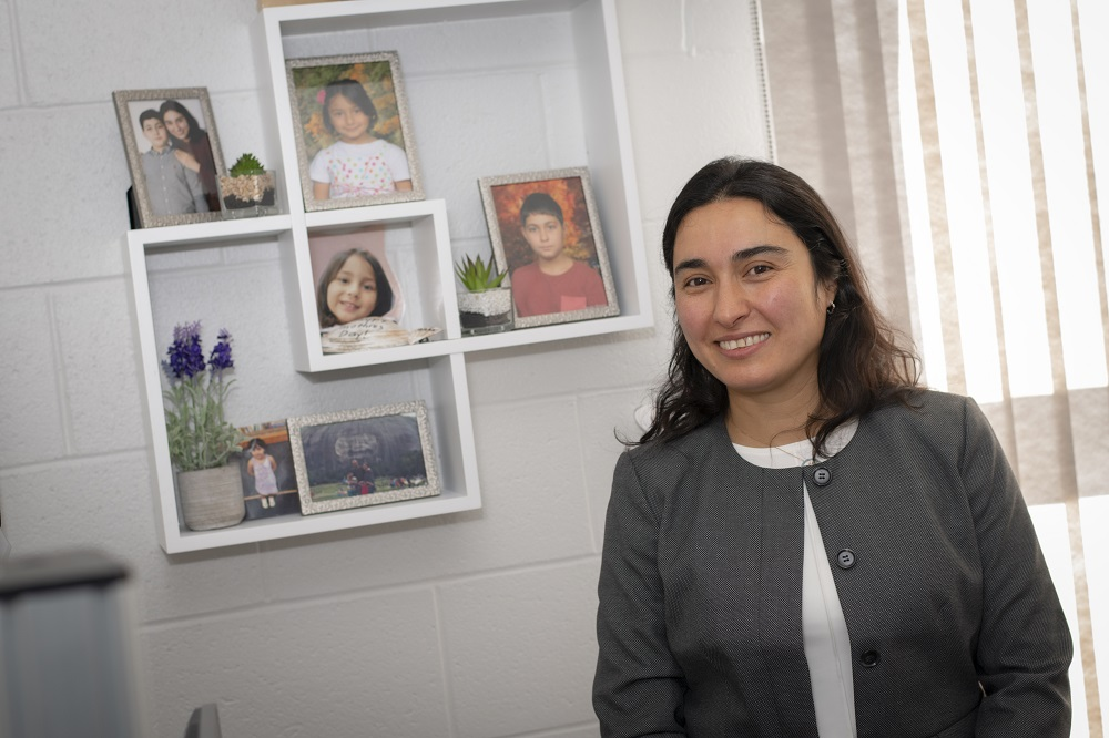 Professor Ulkuhan Guler was inspired by her experience with her own babies to create technology that will help other infants and their families.