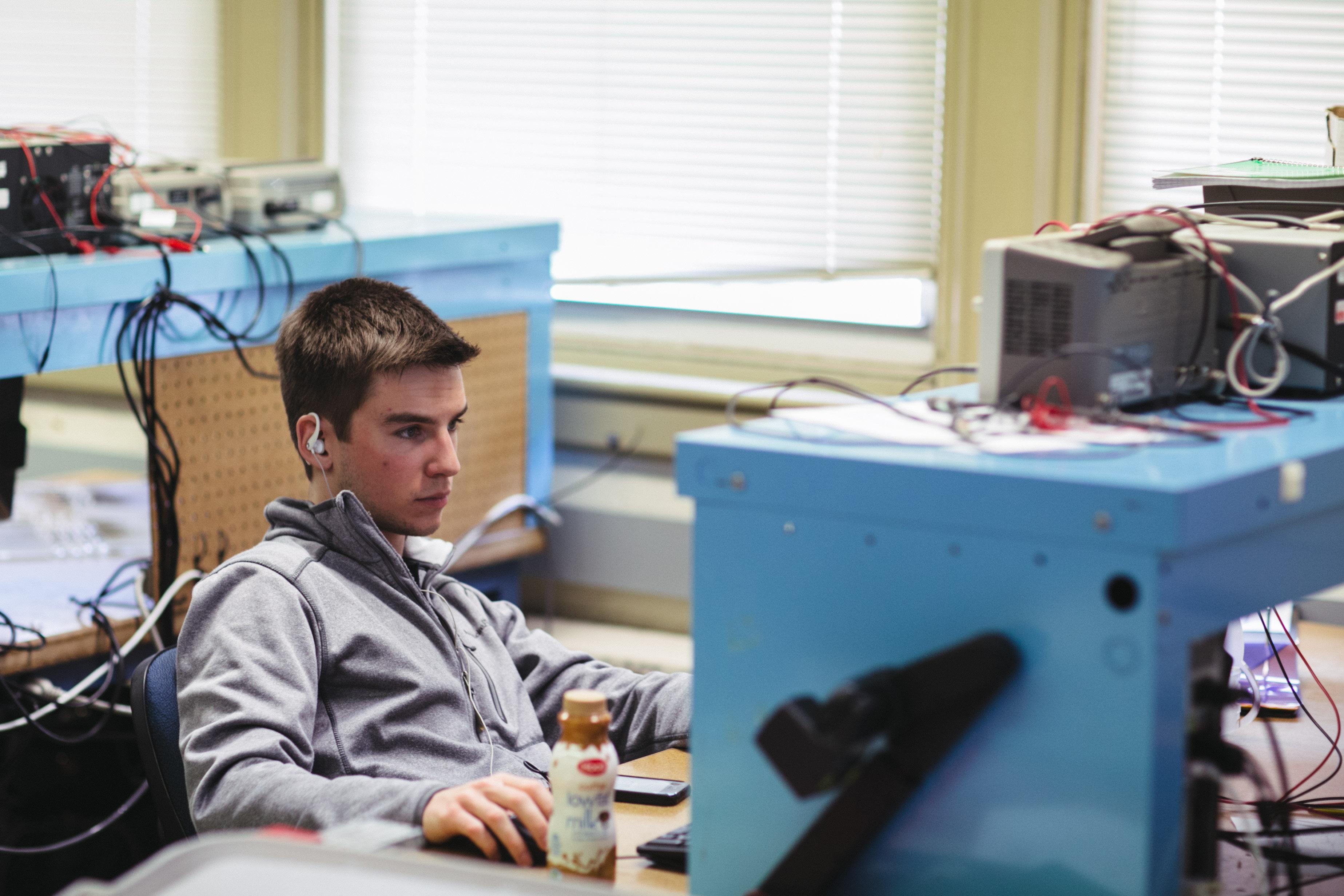 Robotics Student at WPI