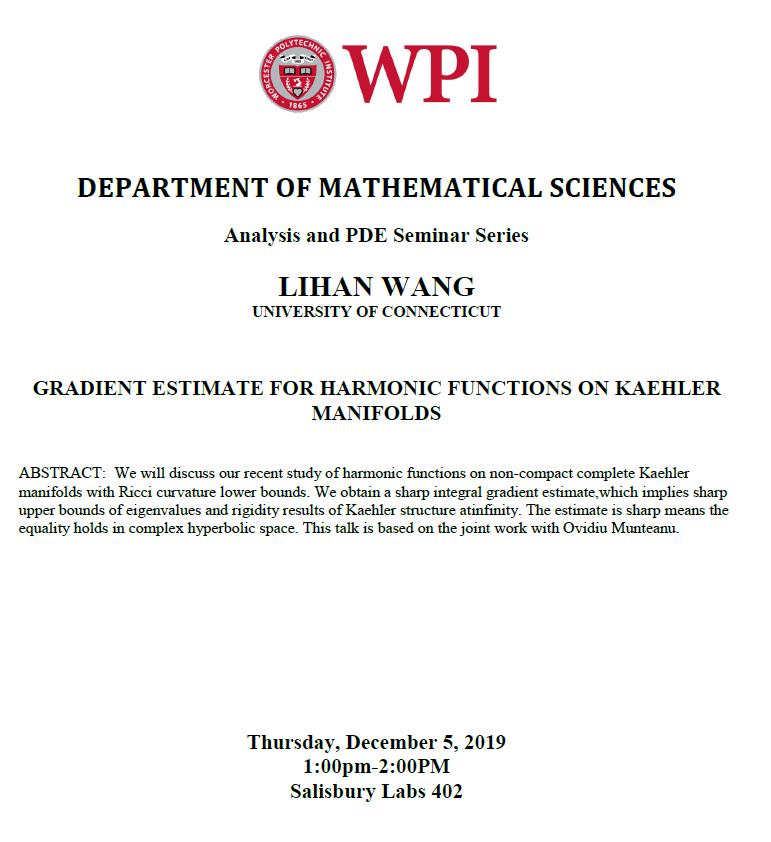 Lihan Wang
