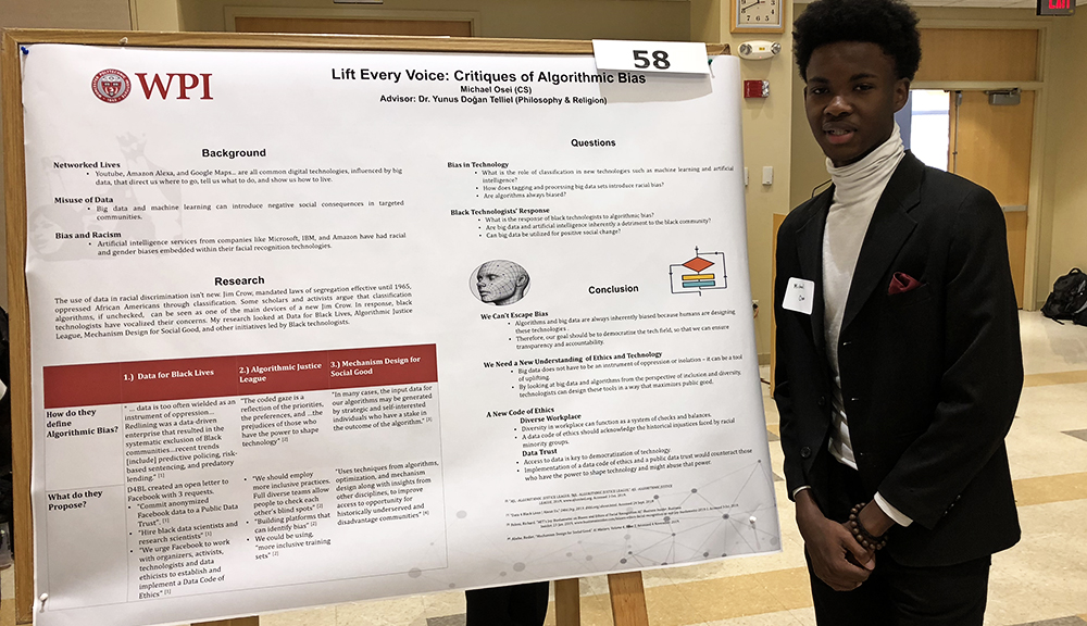 Research Michael Osai