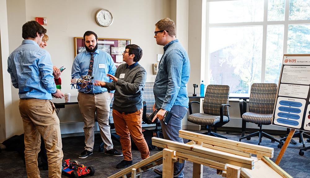 Research Symposium Robotics