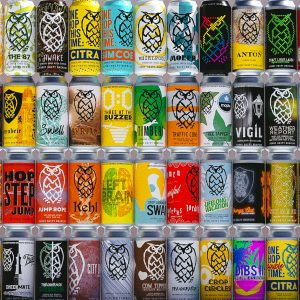 Night Shift Brewing Cans alt