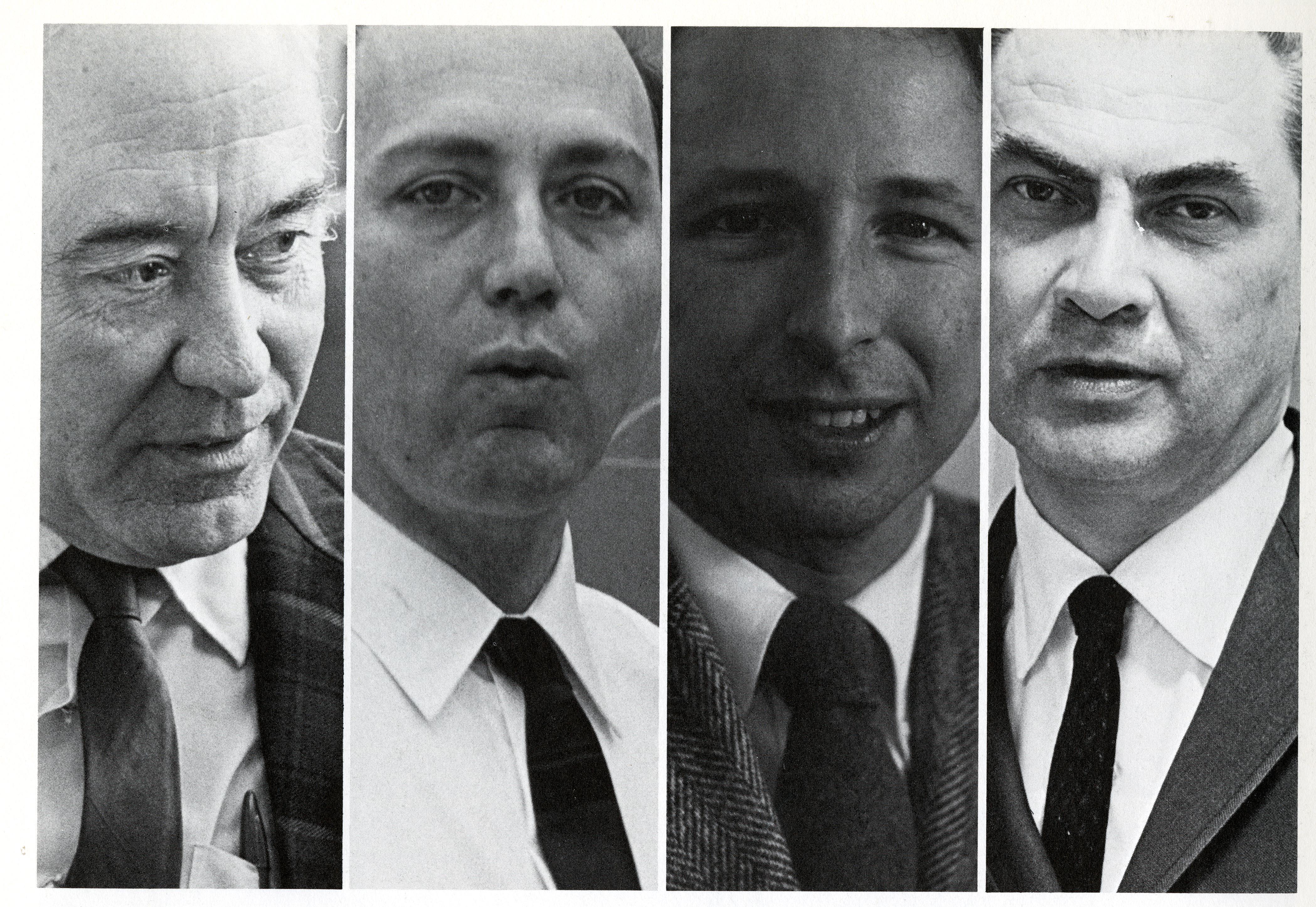 Four instrumental leaders of the WPI Plan alt