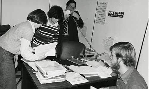 WPI Washington DC Project Center archival image