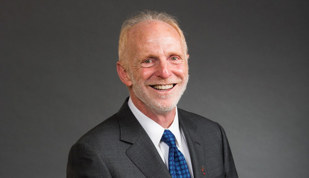 Bruce Bursten, chemistry and biochemistry professor at WPI.