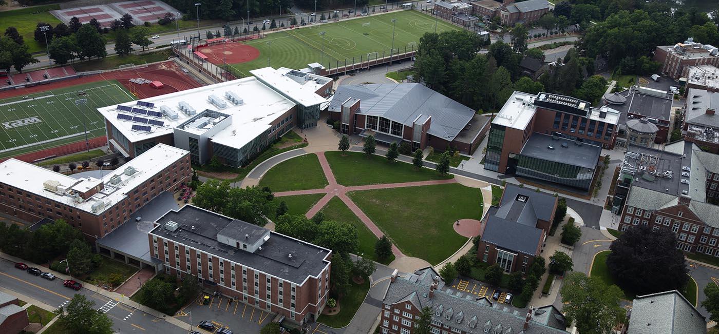 WPI campus worcester