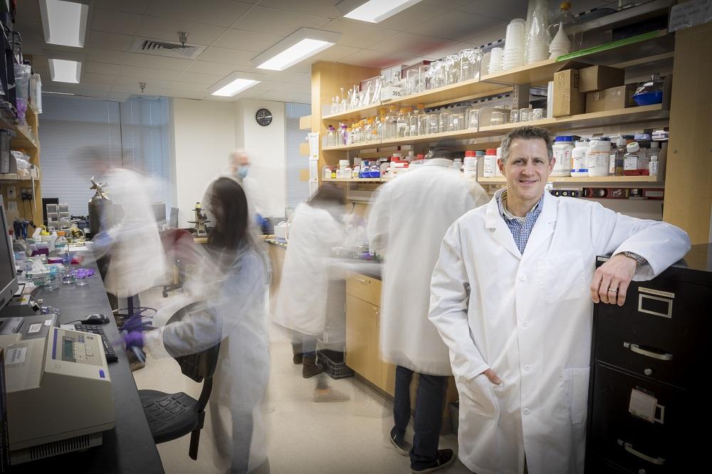 Kristen Billiar, department head and professor of biomedical engineering.