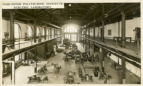 WPI University Archives