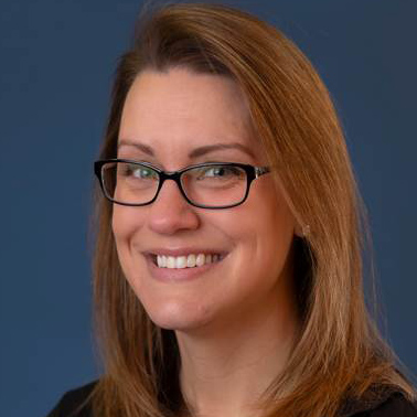 Professional headshot of Jessica