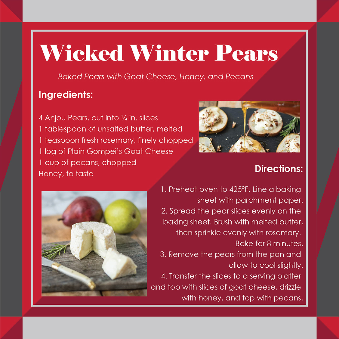 Wicked Winder Pears