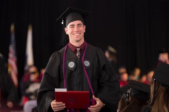 Graduate Walking Stage