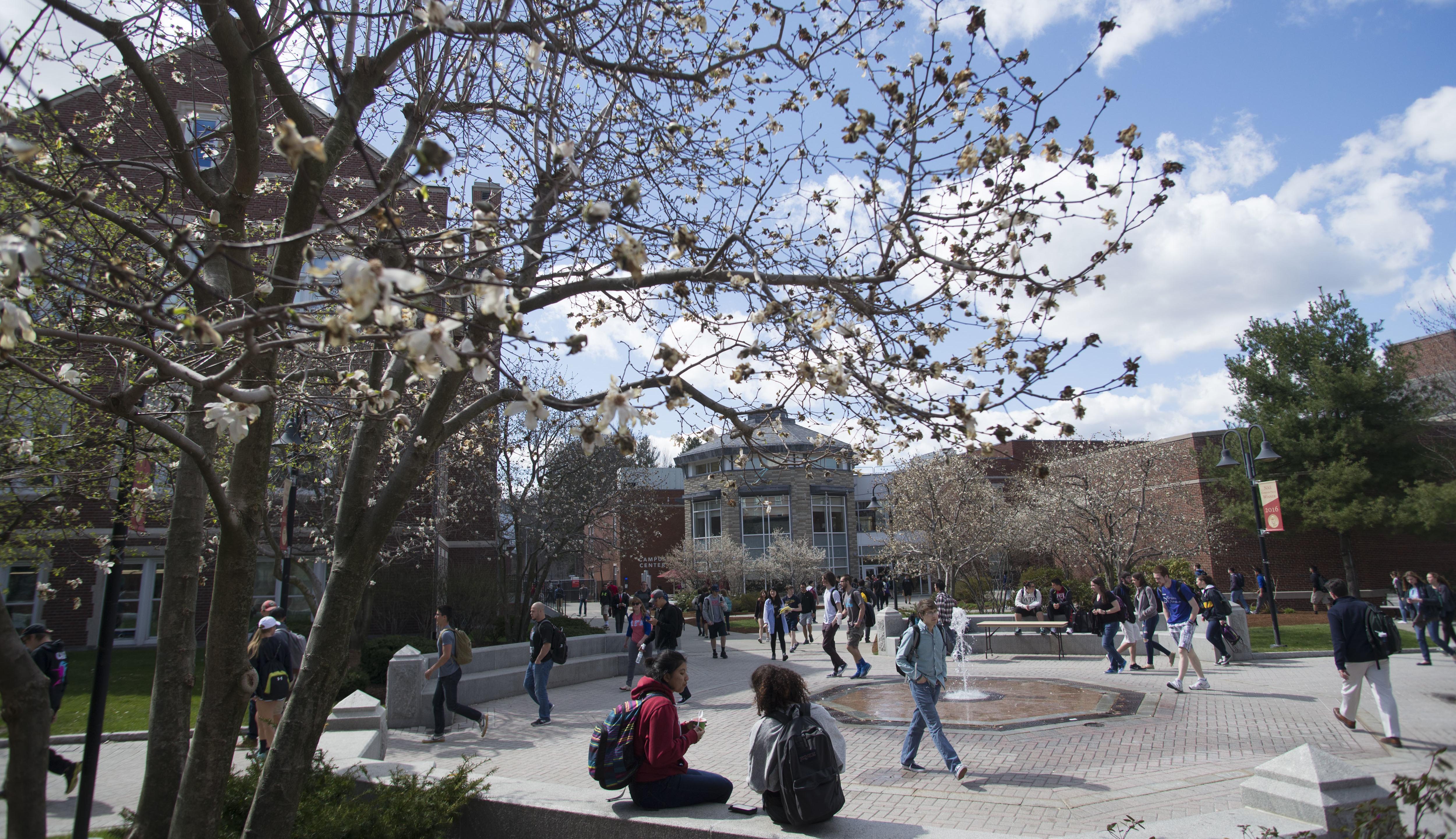 WPI Fountain Spring