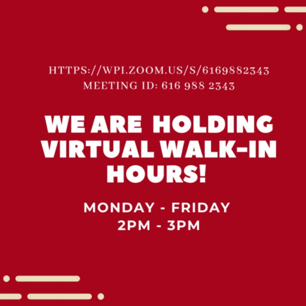Virtual Office Hours for ODS