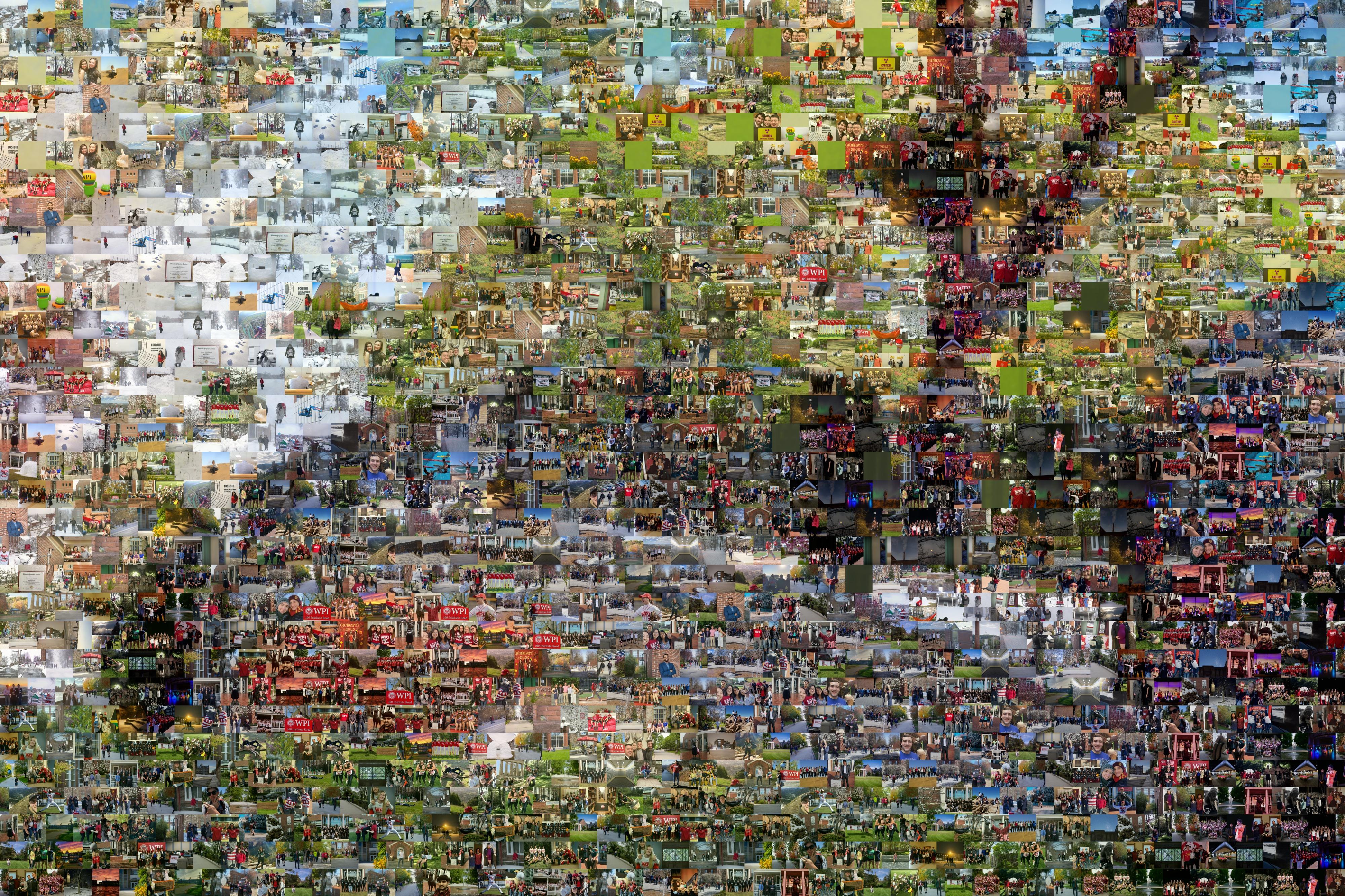 WPI Community Mosaic alt