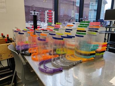 Face Shields Created By an Innovation & Entrepreneurship Team  alt