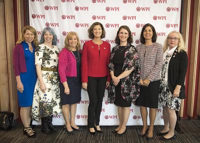 Women's Impact Network members