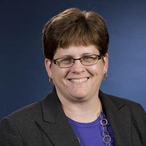 Sharon Johnson, professor of business alt