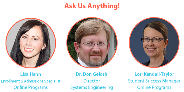 Lisa Hann, Dr. Don Gelosh, and Lori Kendall-Taylor