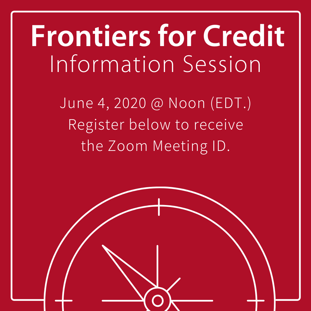 INFORMATION SESSION GRAPHIC WITH COMPASS