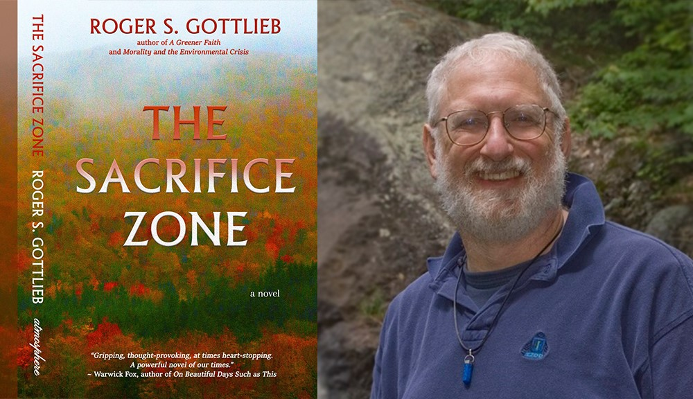 Gottlieb book cover The Sacrifice Zone