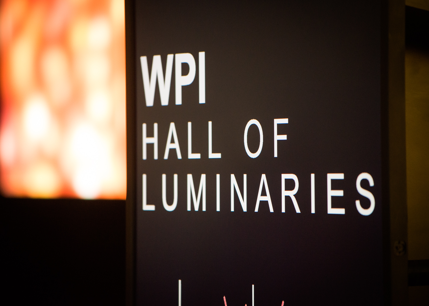 WPI Hall of Luminaries