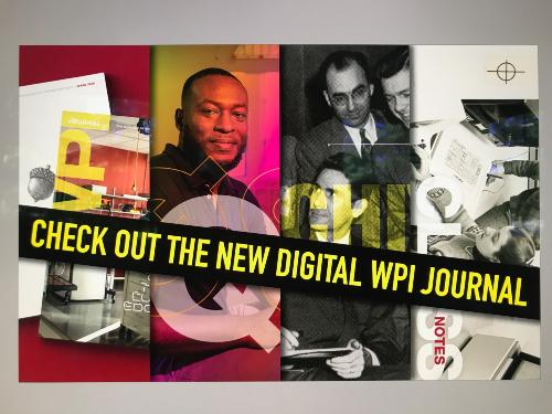 Logo for WPI Journal Summer 2020