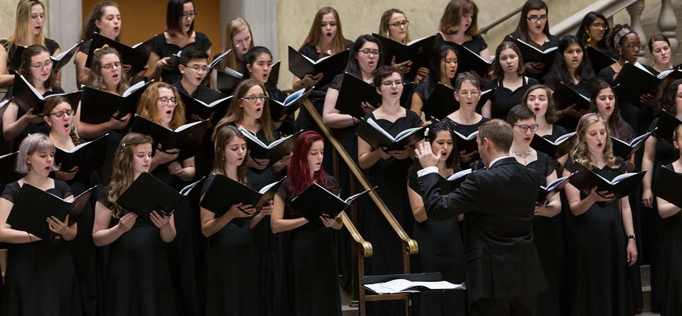 WPI choral groups