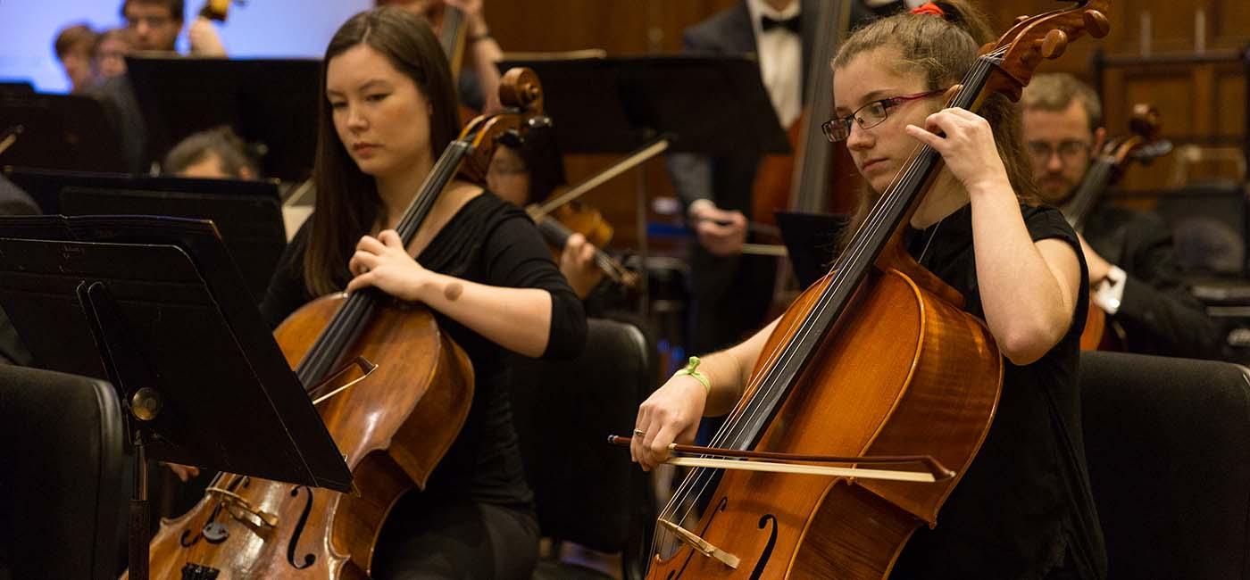 WPI orchestra