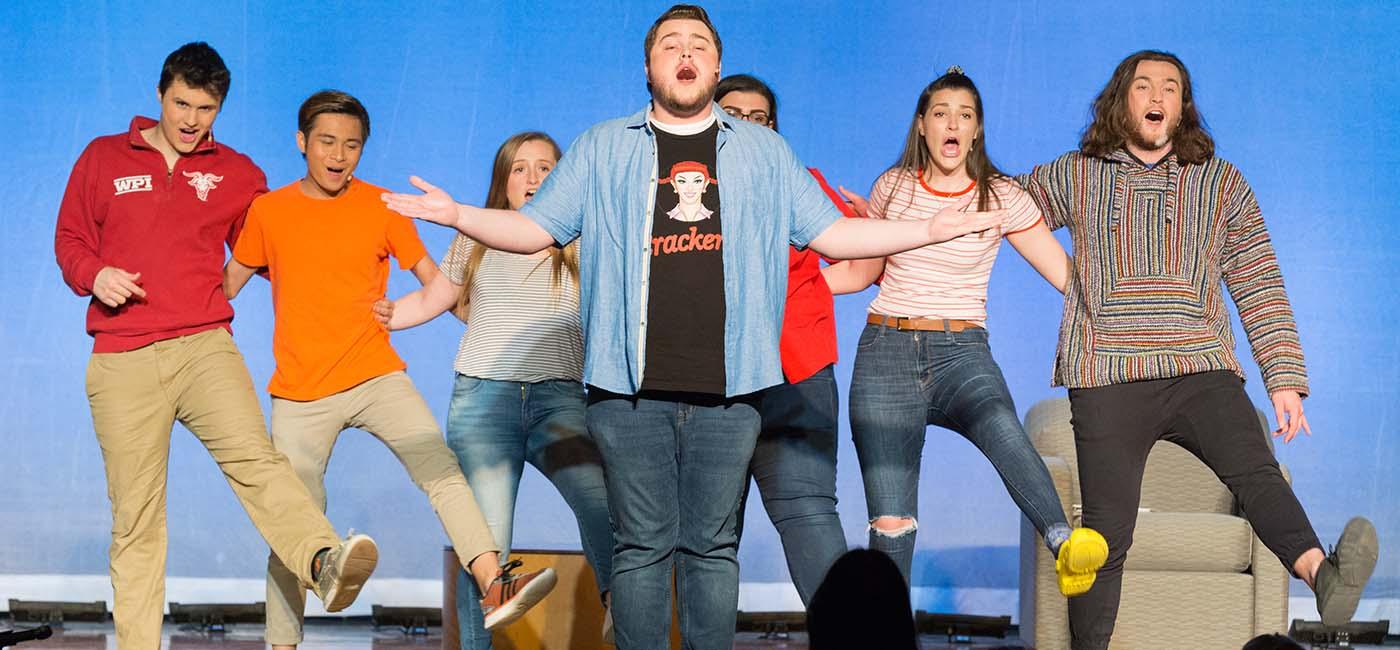 WPI theatre group