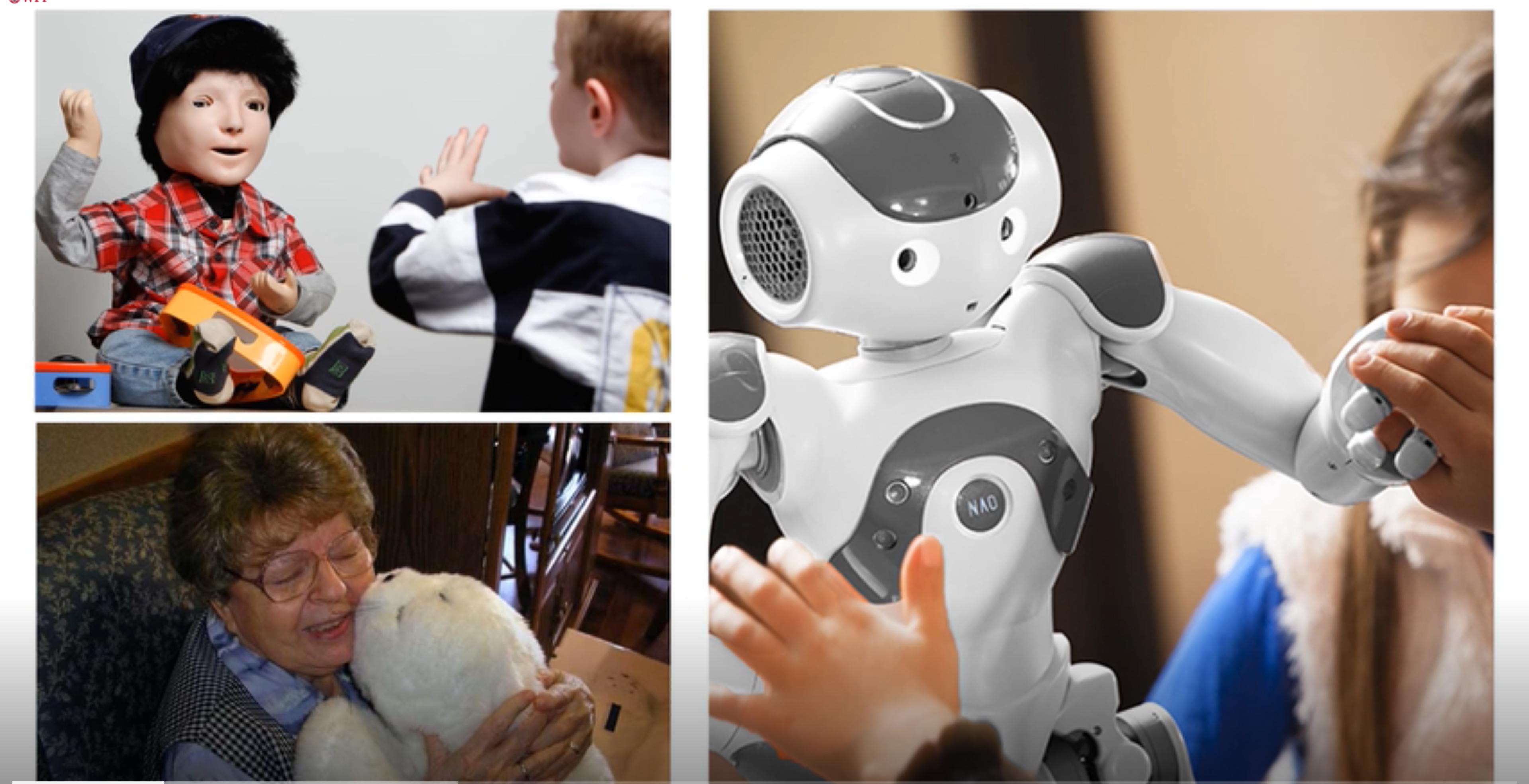 Modular Socially Assistive Robot Framework