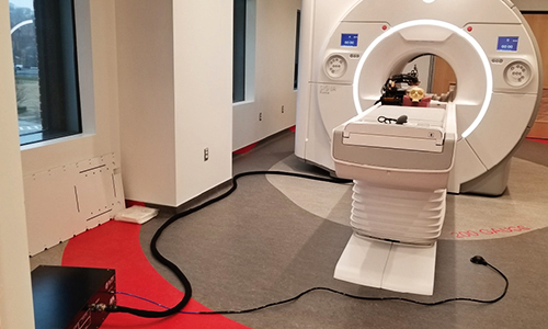PracticePoint MRI Suite - Machine