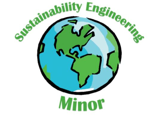 sustainability engineering minor logo