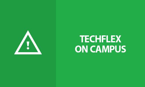 Alert Level Green - TechFlex On Campus alt