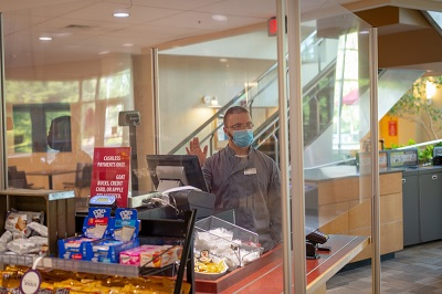 Campus Center Food Court alt