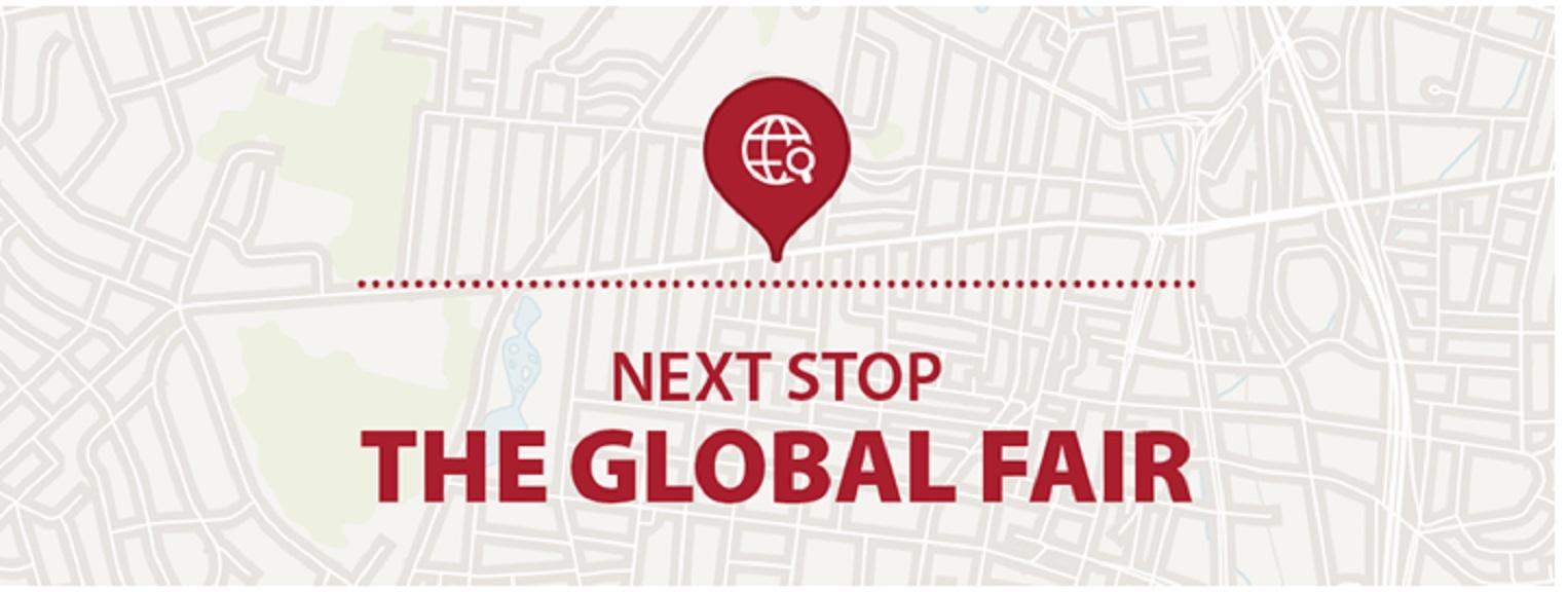 2020 Global Fair graphic