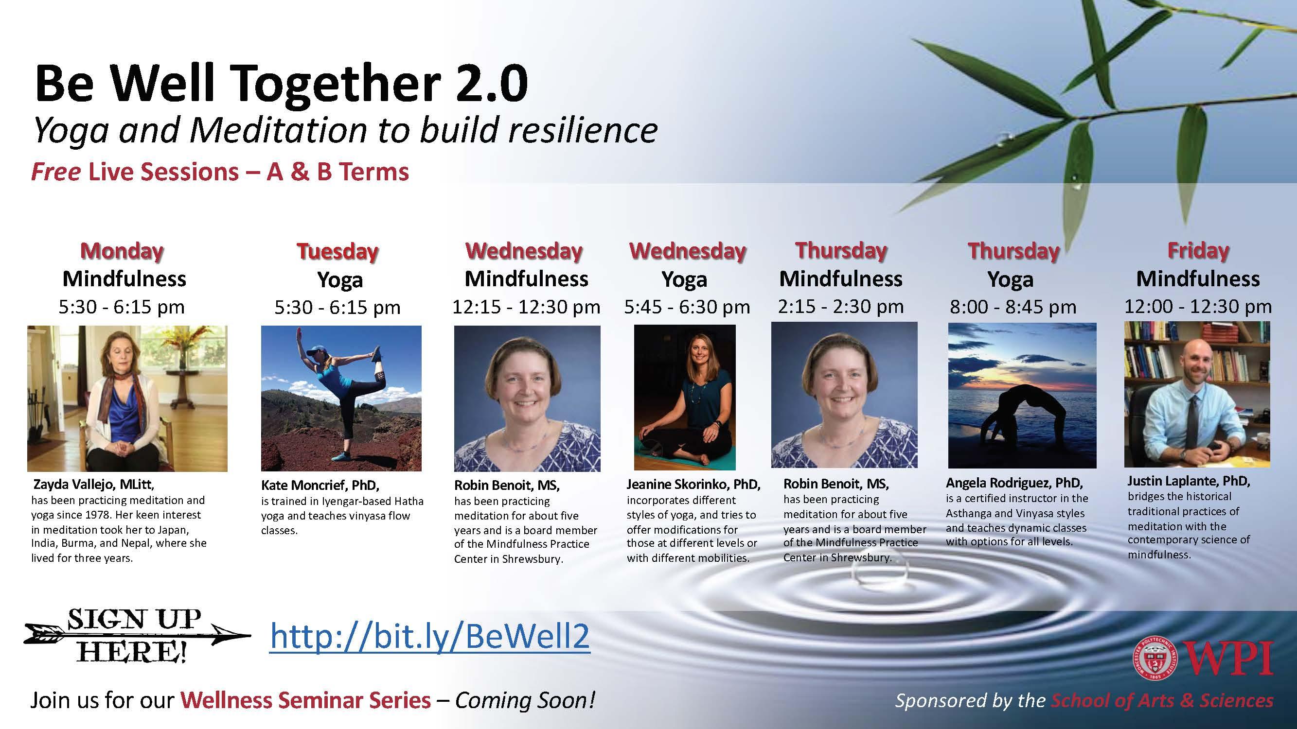 WPI Be Well Initiative