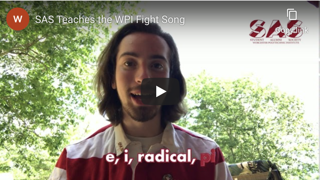 Fight Song Video Image