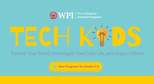 tech kids promotional graphic