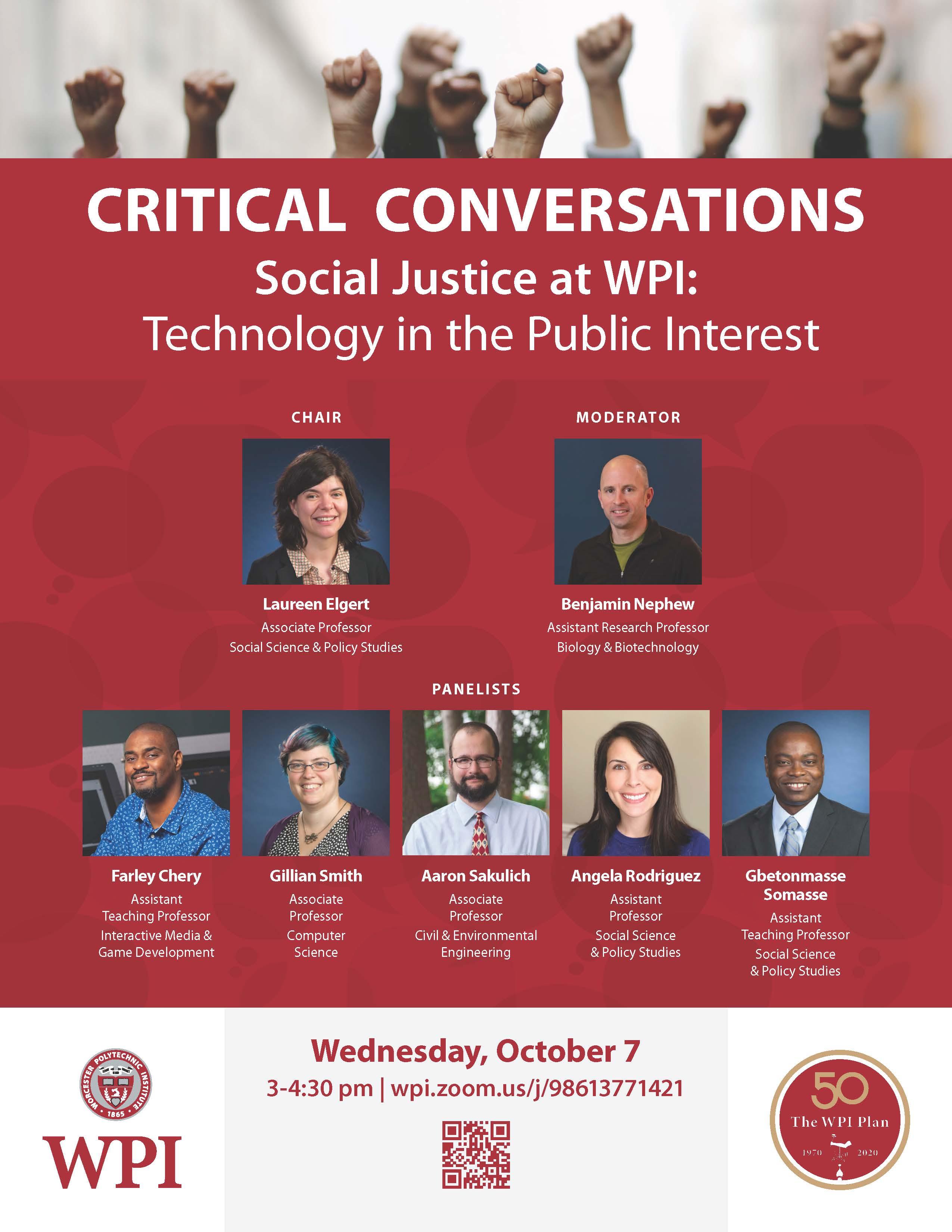 Critical Conversations Social Justice