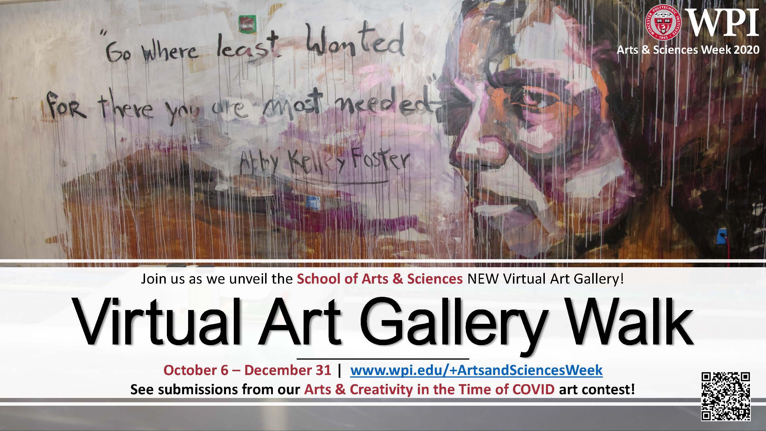 Virtual Art Gallery Walk