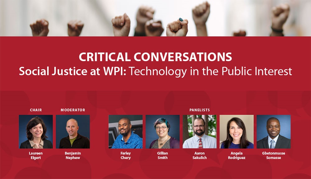 Critical Conversations 2020 Social Justice Technology