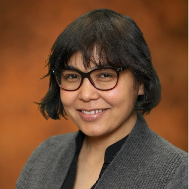 Headshot of Affiliate Researcher Alizada