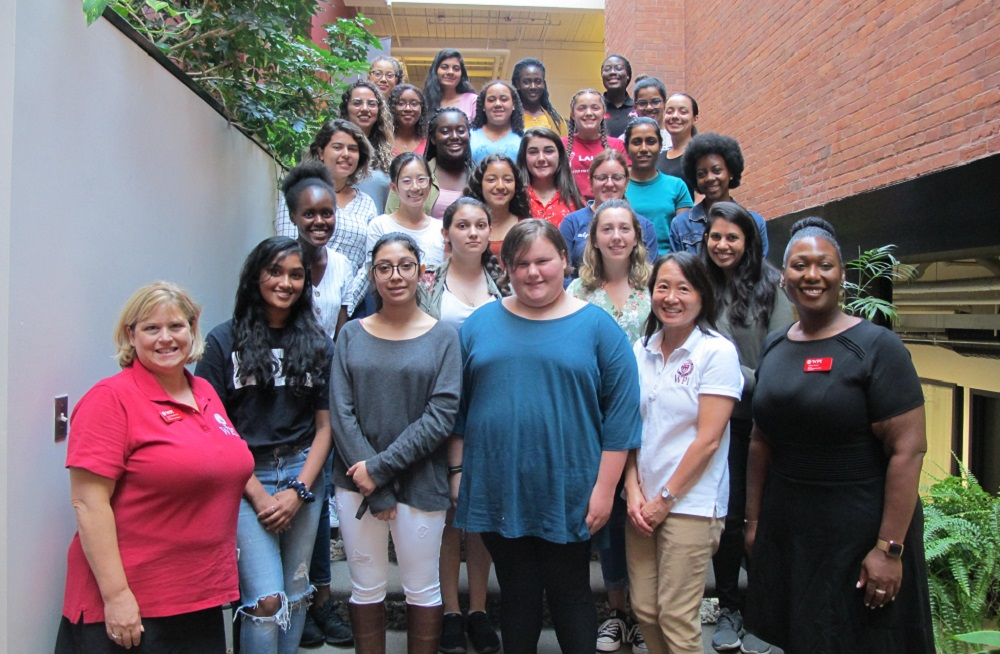 Women's Research and Mentoring Program