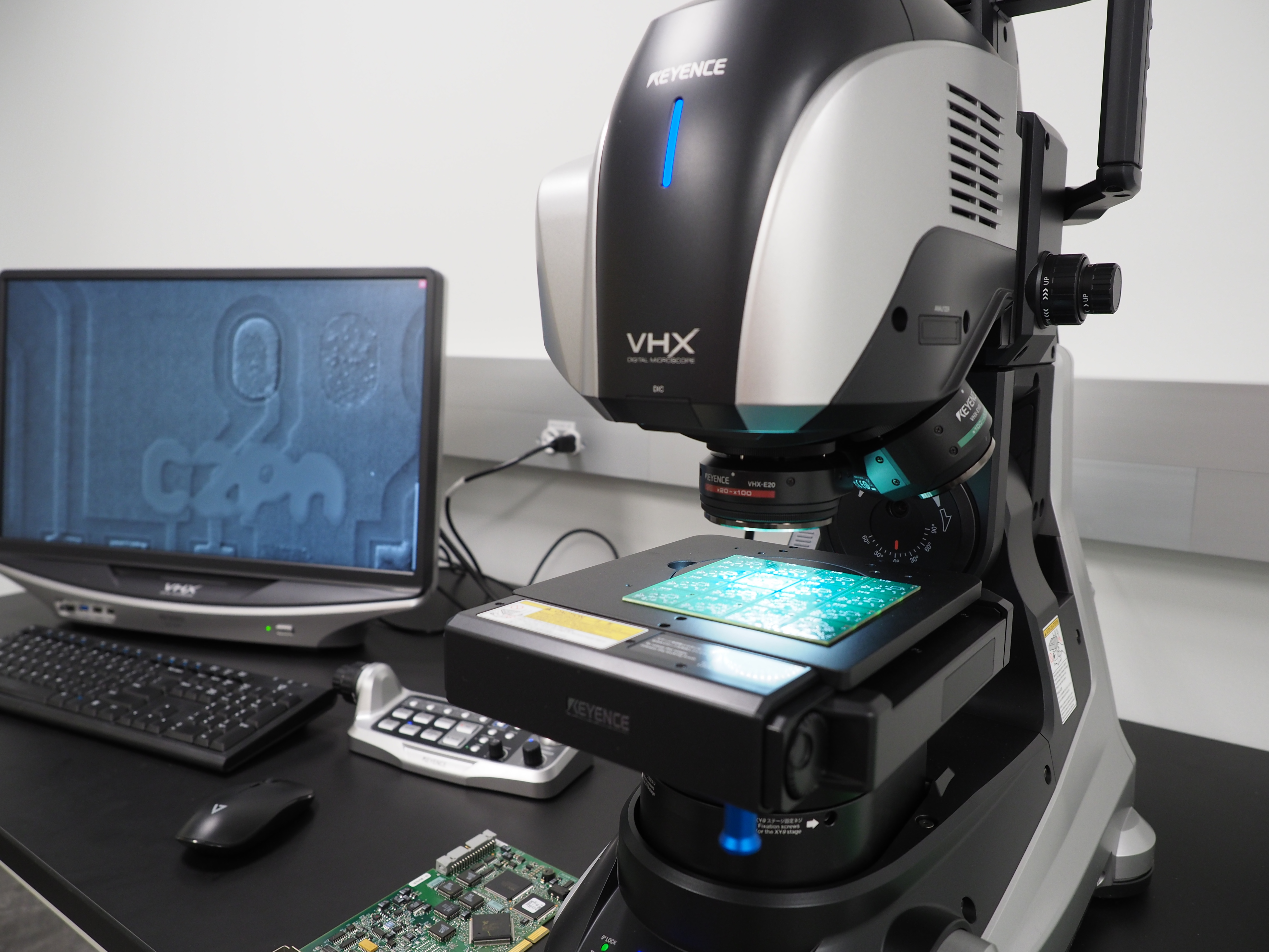Image of VHX Digital Microscope alt