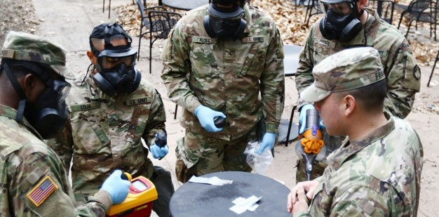 The skills you acquire as a CBRN officer will make you highly marketable in the civilian world. Personnel managers in homeland security, consequence management, environmental protection, and other careers look for leaders with these skills and experiences