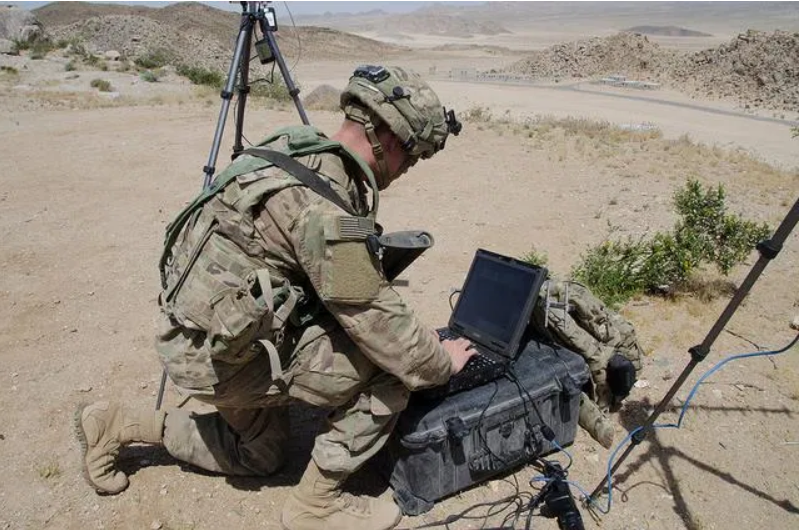 The cyberspace domain is one of the most critical areas of national defense. alt
